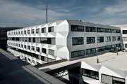 Das Hauptgebäude der Pädagogischen Hochschule und der Uni Luzern. (Bild: Pius Amrein / Neue LZ)