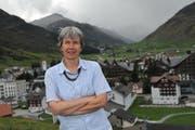 Sie ist die höchste Urnerin: Frieda Steffen. (Archivbild Urs Hanhart)