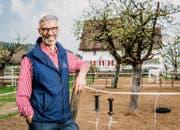 Der 49-jährige Luzerner Dominique G. aus Udligenswil. (Bild: SRF/Marion Nitsch)