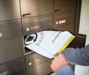 Nun können gebrauchte Kaffeekapseln im Briefkasten für den Briefträger deponiert werden. (Bild: William Gammuto/PD)