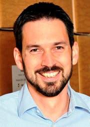 Andreas Hess wird neuer Leiter des Handelsregister- und Konkursamts. (Bild: pd/Beat Ghilardi)