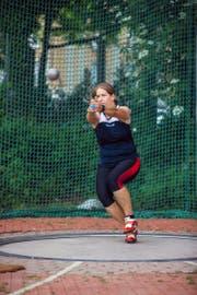 Investiert wöchentlich 20 Stunden in den Leistungssport: die bald 29-jährige Nicole Zihlmann aus Luzern. (Bild Hanspeter Roos)