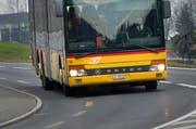 Ein Postauto unterwegs im Kanton Luzern (Symbolbild). (Bild: Eveline Beerkircher)