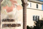 Gasthaus St. Wendelin in Wauwil. (Bild: Pius Amrein/LZ (Wauwil, 1. Dezember 2016))