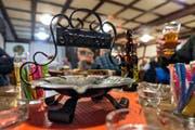 Der Stammtisch im Restaurant Löwen in Baar ist gut besucht. Hier wird viel diskutiert, auch über die geplante Asylunterkunft. (Bild Christian H. Hildebrand)