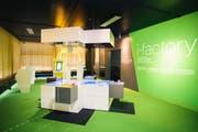 Die Ausstellung beinhaltet neue interaktive Exponate. (Bild: Verkehrshaus der Schweiz / Manuel Lopez PPR (30. März 2017))