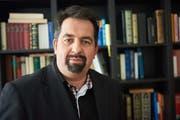 Aiman Mazyek ist seit 2010 Vorsitzender des Zentralrats der Muslime in Deutschland. (Bild: Rudi-Renoir Appoldt (Berlin, 12. Juli 2017))