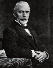 Weltberühmter Chirurg und Medizin-Nobelpreisträger: Emil Theodor Kocher (1841–1917). (Bild: PD)