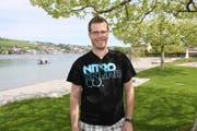 Der neue Badmeister des Strandbads Seeburg, Remo Walt. (Bild: PD)