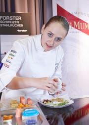 Corinne Roth arbeitet im Restaurant Panorama in Steffisburg. (Bild: PD)