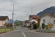 Bahnübergang Wilerstrasse in Oberdorf NW. (Bild: Google Streetview)