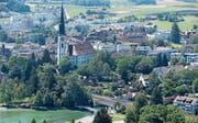 Das Budget 2018 der Gemeinde Cham eckt an. (Bild: Stefan Kaiser (Cham, 1. Juli 2015))