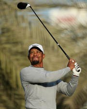 Golf-Star Tiger Woods (41). (Bild: Francois Nel/Getty)