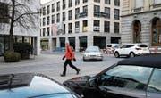 Die Aufhebung der Parkplätze beim oberen Postplatz gibt zu reden. (Bild: Stefan Kaiser (26. Februar 2018))