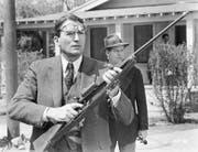 Der 1962 von Gregory Peck verkörperte Anwalt Atticus Finch galt als moralische Instanz. Bis jetzt. (Bild: PD)