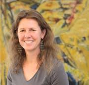Astrid Estermann wurde von der ALG für den Zuger Stadtrat nominiert. (Bild: Peter Lauth (9. Oktober 2013))