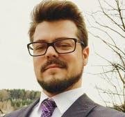 Der Unternehmensberater Alan Timme ist der neue Präsident der Piratenpartei Zentralschweiz. (Bild: piratenpartei.ch)