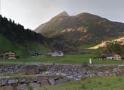 Am Kanton Uri werden im Richtplan fixe Waldgrenzen festgesetzt. (Bild: Maps Google)
