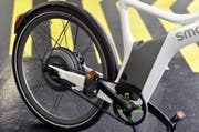 Ein E-Bike (Bild: Keystone)