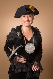 Karin I. ist Zunftmeisterin der Fleckenzunft. (Bild: PD)