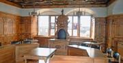 Der Schwyzer Kantonsgerichtssaal im Rathaus Schwyz (Archivbild Bote der Urschweiz)