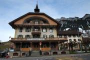 Jost Schumacher hat das Hotel & Kurhaus Flühli gekauft. (Bild: Eveline Beerkircher (Flühli, 1. März 2017))