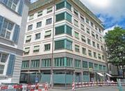 Das Gebäude an der Burgerstrasse 22 in der Stadt Luzern. (Bild: chg)