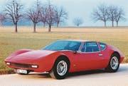 Der Monteverdi Hai 450 SS 1970. (Bild: PD)