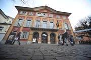 Das Theater Uri ist das grösste Kulturhaus des Kantons. (Bild: Urs Hanhart (27. 1. 16))