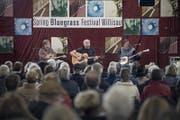 16. Spring Bluegrass Festival Willisau im Jahr 2015. (Bild: Pius Amrein/ Archiv)