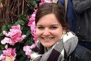 Ramona Meier ist Schweizer Meisterin der Floristen und Floristinnen. (Bild: pd)