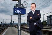 André Wicki tritt per Ende Juli aus dem Kantonsrat aus. (Bild: Stefan Kaiser / Neue ZZ)