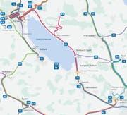Die Linie 70 verbindet neu Neuenkirch mit Sempach-Station. (Bild: zvg)