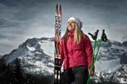 Viermal Gold, einmal Silber und einmal Bronze – das ist die Bilanz eines erfolgreichen Winters für Nadine Fähndrich. (Bild Pius Amrein)