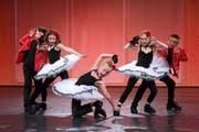 Tanzaufführung Südpol (Bild: PD / Rolf Scheidegger)