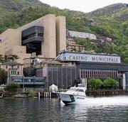 30 Millionen fehlen in der Gemeindekasse von Campione d'Italia, 106 Millionen Franken der gemeindeeigenen Spielbank, dem Casinò Municipale. (Bild: Karl Mathis/Keystone (21. April 2009))