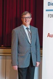 FDP-Präsident Markus Zenklusen (63) aus Emmen. Markus Zenklausen. (Neue LZ/Dominik Wunderli) Fotografiert am 18.01.2016 Politik Die Liberalen Portrait Menschen (Bild: Dominik Wunderli)