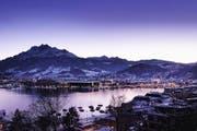 In der Stadt Luzern finden die Eröffnungs- und Schlussfeierlichkeiten der Winteruniversiade 2021 statt. (Bild: zvg)