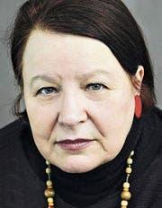Die Autorin Natascha Wodin. (Bild: Susanne Schleyer/PD)