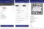 Wer die SBB Mobile App noch nicht kennt oder erst gerade installiert hat, kann dank dem Demo-Modus alle Anwendungen bis hin zum fiktiven Billettkauf durchspielen.
