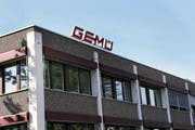 Die Firma Gemü schliesst ihr Werk in Rotkreuz. (Bild Werner Schelbert)