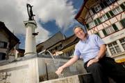 Robert Küng, Stadtpräsident von Willisau, strebt eine engere Zusammenarbeit der Gemeinden an. (Archivbild Neue LZ)