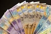 Wer hat 50'000 Franken verloren? (Symbolbild Keystone)