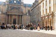 Studentenverbände befürchten, dass der Austausch für Studenten – etwa nach Paris – künftig schwieriger wird. (Bild: Owen Franken/Getty)