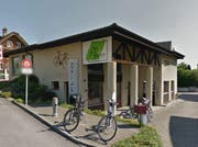 Künftig werden hier Würste, Glace und Teigwaren statt Velos und Bikes verkauft. (Bild: Screenshot Google Maps)