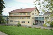 Im Bürgerheim Mettmenegg in Fischbach soll ein Asylzentrum eingerichtet werden. (Archivbild Neue LZ)