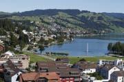 Blick auf die Gemeinde Oberägeri (Symbolbild). (Bild: Stefan Kaiser)
