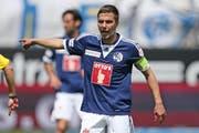 Spielt nicht mehr für den FCL: Alain Wiss. (Archivbild Neue LZ)