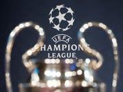 2018 dürfen zwei Schweizer Klubs an der Champions-League-Qualifikation teilnehmen (Bild: KEYSTONE/JEAN-CHRISTOPHE BOTT)