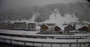 Screenshot Webcam Engelberg Dorf, 6. November 2017, 11.37 Uhr. (Bild: Screenshot Webcam engelberg.ch (Engelberg, 6. November 2017))